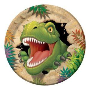 dinosauri piatto