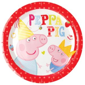 peppa pig decorazioni