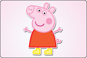 peppa pig regalini