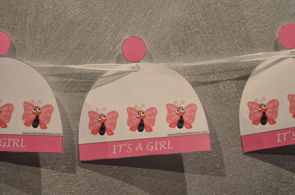 Decorazioni Fai Da Te Per Feste : Idee festoni fai da te decorazioni feste di baby shower