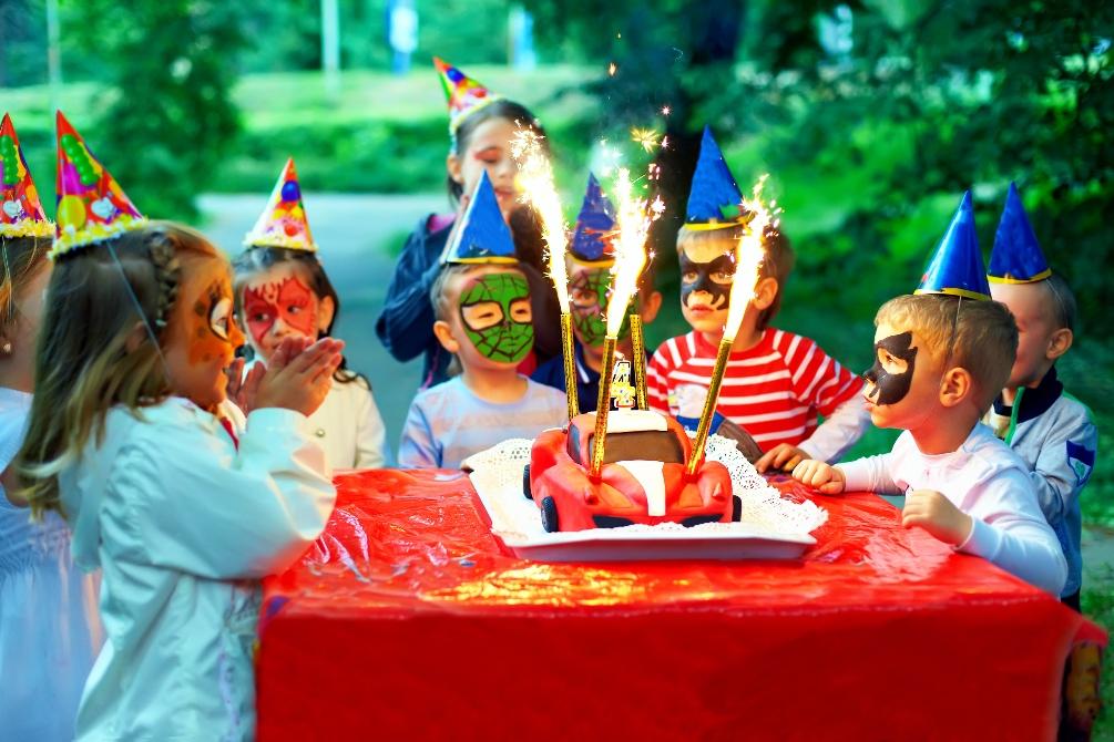 Animazione feste bambini