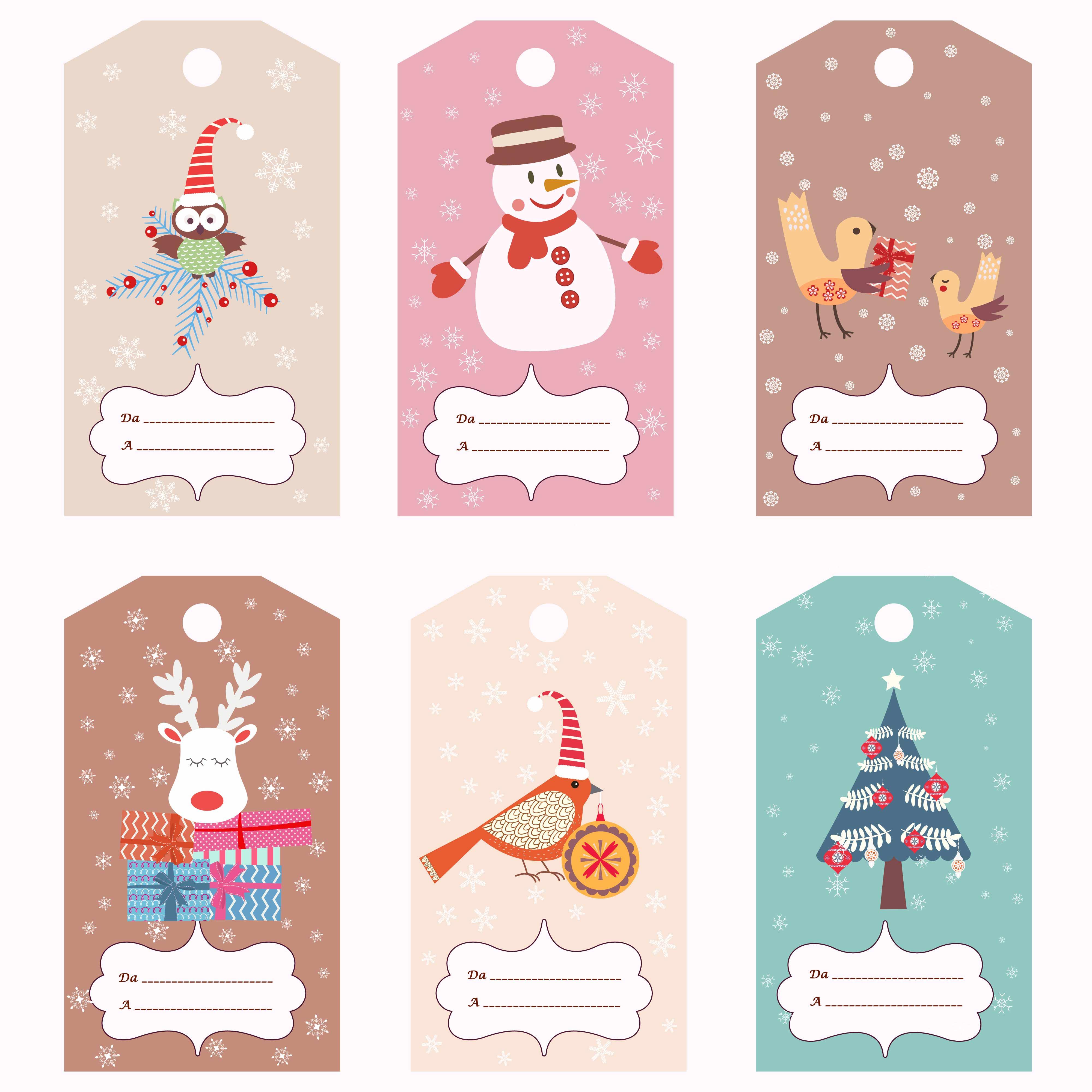 Come Fare Biglietti Di Auguri Di Natale Decorare Regali Di Natale