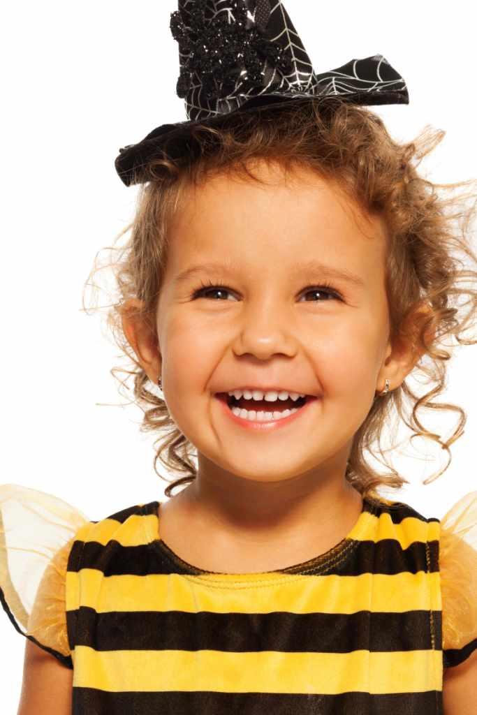 Costume di Carnevale da ape per bambina