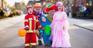 copertina Come organizzare una festa di Carnevale