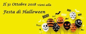 Inviti per festa di Halloween stampabili gratis
